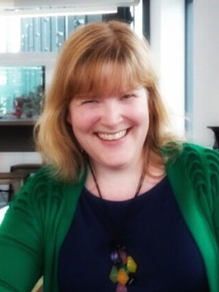 Freelance SEO copywriter Helen Reynolds