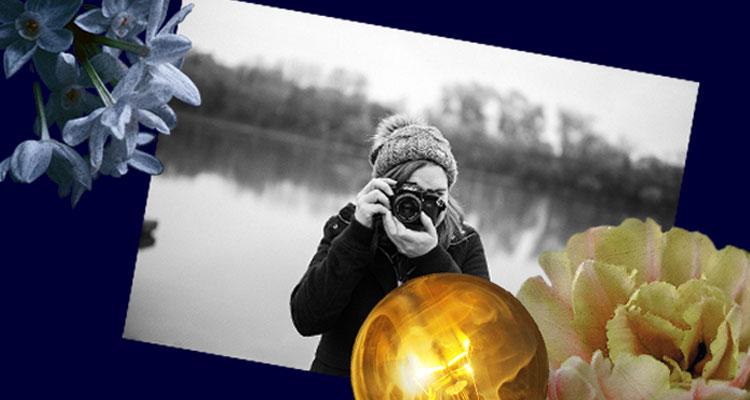 Lifestyle business photoshoot advice - photographer taking a photo